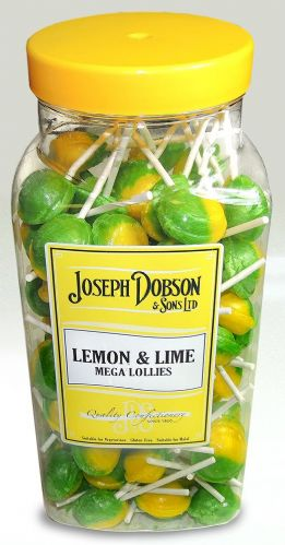R20 DOBSONS LEMON AND LIME LOLLY 1X90